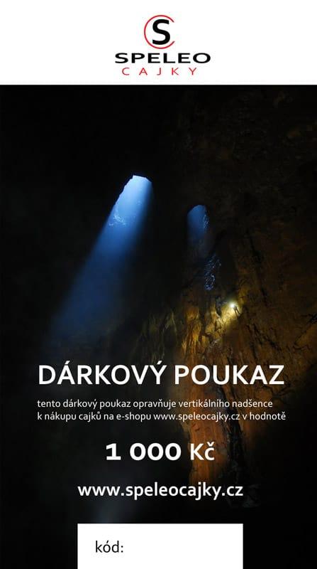 darkovy poukaz 1000 Kč